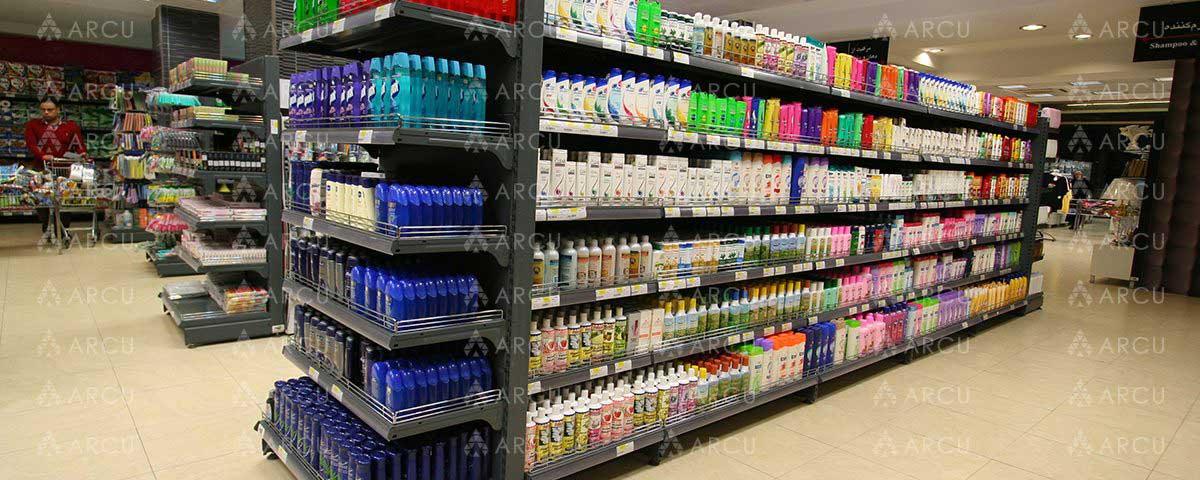 طراحی سوپرمارکت